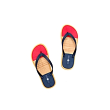 Multicolour Fashionable Slippers