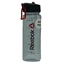 Water Bottle Pl 65cl Clear Wordmark: Rabt-P65clword: