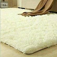 Fluffy Carpet 5*8  -White