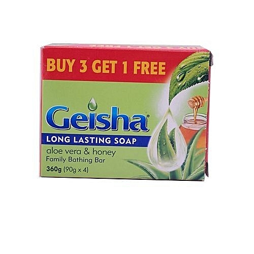 63db1c4786ee Geisha Green Value Pack - 90g (Pack of 4)   Best Price