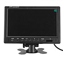 "9"" Car Video Recorder 360 Degree Angle Monitor Infrared Monitor Night Vision"