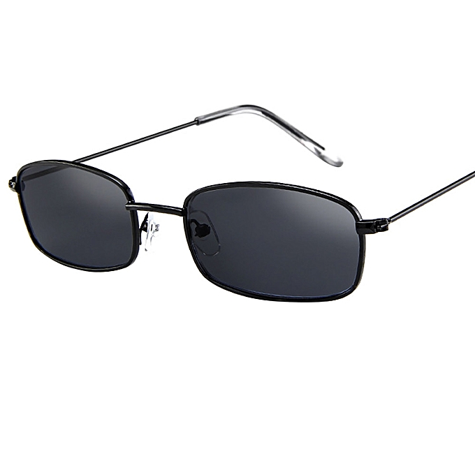 Buy Generic Huskspo Vintage Glasses Women Man Square Shades Small