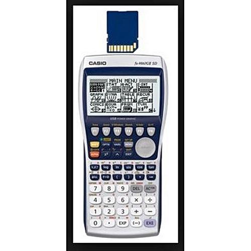 GRAPHIC SCIENTIFIC CALCULATOR FX9860GII SD