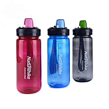 Naturehike NH61A060-B 500ML Outdoor Water Bottle Portable Sports Travel PP Drinking Kettle
