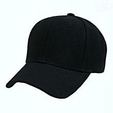 3f1eec59 Men's Women's plain Cap Adjustable ...
