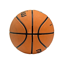 Basketball Rubber Deep Channel Fiba App. # 7: B982d:
