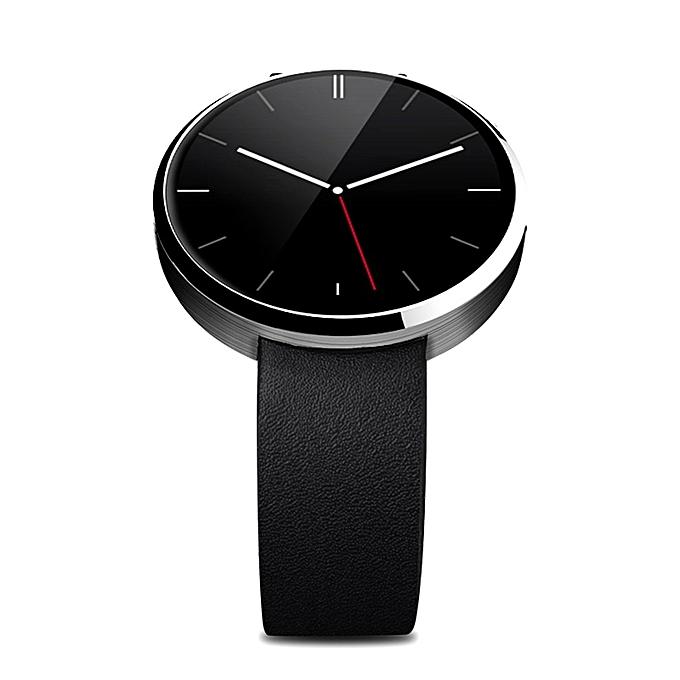 DM360 Intelligent Wrist Watch IP53 Waterproof Heart Rate Monitor Smart Watch