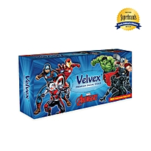 Premium Marvel Avengers Facial Tissues - 80 sheets (Free sticker inside! Collect all 20)