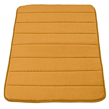 Memory Foam Bath Bathroom Bedroom Floor Shower Mat Rug Non-slip Water Absorbent Khaki