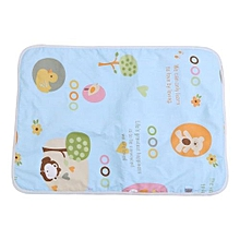 Baby Cotton Urine Mat Diaper Nappy Bedding Changing Cover Pad A