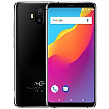 S1 3G Phablet 5.5 inch Android 8.1 MT6580 Quad Core 2GB RAM 16GB ROM 13.0MP + 2.0MP Dual Rear Camera 5000mAh Built-in - BLACK