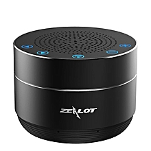 Zealot S19 Portable Bluetooth Speaker Touch Control Heavy Bass Stereo TF Card Handsfree Subwoofer