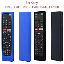 Silicone Remote Case For Sony RMF-TX200E RMF-TX200U RMF-TX200B Android TV Voice