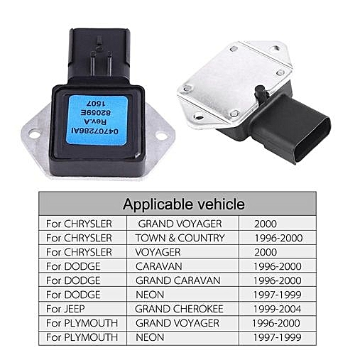 1Pc Car Auto Cooling Fan Relay For Chrysler Dodge Jeep Plymouth 5017491AB  4707286AF