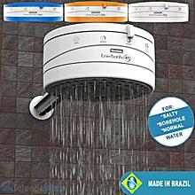 Enershower 4 Temperature (4T) Instant Shower Water Heater - White