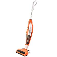3-in-1 Vacuum Dust Cleaning Washing Eraser for Wood Floor ORANGE RED US PLUG