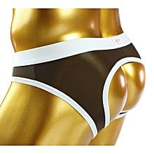Generic Men's Hot Underwear Boxer Brief Shorts Underpants A1