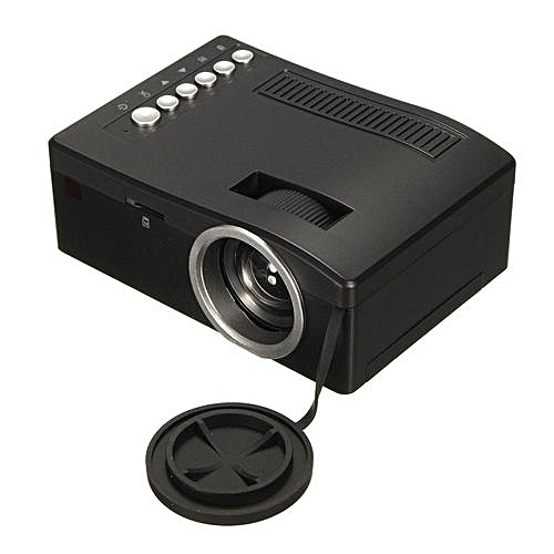 Giantex Best Hd Home Theater Multimedia Lcd Led Projector: UNIVERSAL Full HD 1080P Input Multimedia Home Theater LED