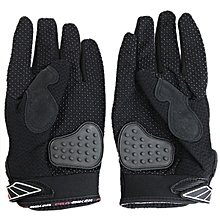 Full Finger Safety Bike Motorcycle Racing Gloves for Pro-biker MCS23