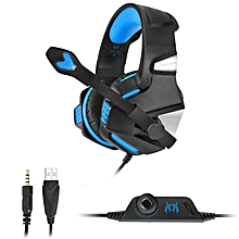 Kotion Each G7500 Gaming Noice Canceling Stereo Headset Headphone with Microphone LED Light
