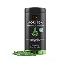 Moringa Leaf Powder Capsules - (400 Capsules)