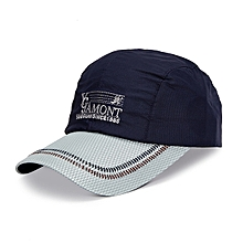 Men Women Ultra Thin Quick Drying Breathable Mesh Dad Baseball Cap Outdooors Casual Hats