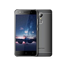 Mobile Phone HT37 Quad Core 1.3GHz Android 6.0 Smartphone - Gray