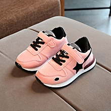 Sport Shoes - Pink
