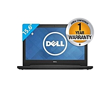 "Inspiron 3552 -15.6"" - Intel Celeron - 500GB HDD - 4GB RAM - OS Not Installed -  Black"