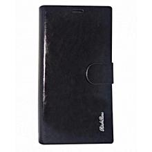 Tecno J7 -Flip Cover - Black