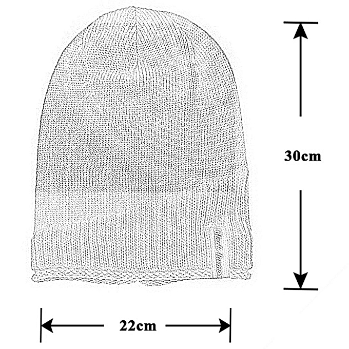 0bea41c30a9 ... TB Korean Style Men Women Winter Beanie Solid Color Hat Unisex Plain  Knitting Cap wine red