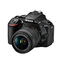 D5600 + Free 8 GB SD Card Class 10, 18-55MM lens