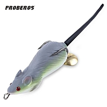 Proberos 6 Colors Soft Mice Lure Fishing Tackle Bait-COLORMIX
