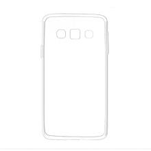 Ultra Slim Clear Crystal TPU Soft Back for Samsung Galaxy A3