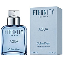 Eternity Aqua for Men - Eau de Toilette, 100ml