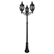 Searchlight Belaire 3 Light Traditional Outdoor Post Lamp