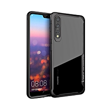 Super Soft Case Cover For Huawei P20 Pro Black