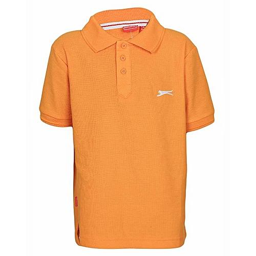 49bd7f2f5 Slazenger Plain Polo Shirt Junior – Orange @ Best Price | Jumia Kenya