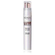 Lumi Magique Base Concentrate Pure Light Primer - 20ml.