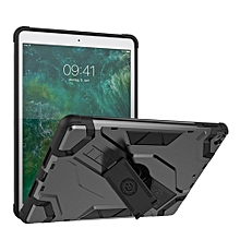Classic For Ipad 9.7 2017/2018 Inch Heavy Duty Hard Stand Tablet Case Cover With Strap Mll-S
