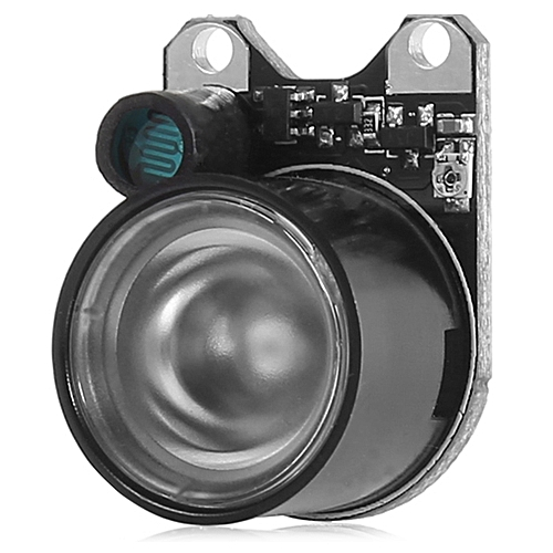 Night Vision Camera Light Sense IR LED Board 2PCS - Black