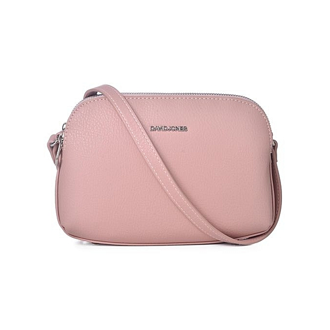 b79c6672ce5 DAVID JONES Women Clutch Bags Female Crossbody Bag Wallets PU Purse ...