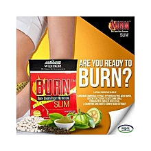 Burn slim for burning fat -10 tablets