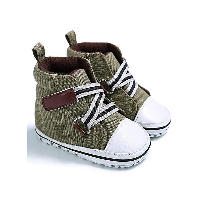 YiQu bluerdream-Baby Shoes Boy Girl Newborn Crib Soft Sole ...