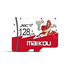 Maikou Class10 Micro SDXC Memory Card with Micro SD Card Adapter