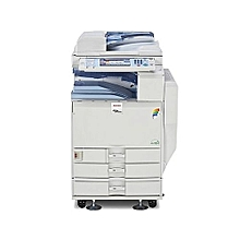 Aficio MP C3001 A3/Tabloid-size Color Copier - 30 ppm, Copy, Print, Scan, 2 Trays and Stand