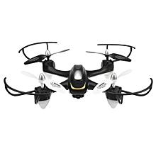 Eachine E33C 2.4G 6CH With 2MP Camera Headless Mode LED Night Flight RC Drone Quadcopter RTF-Black