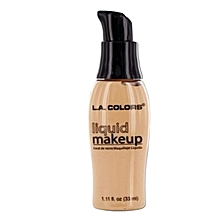 Liquid Makeup - Creamy Beige