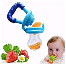 Baby fresh food pacifier / fruit feeder / baby teether - pacifier