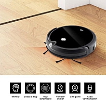 Vacuum Cleaner Robot Remote Control Self Recharging Cleaning Mopping Machine With Camera